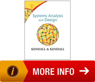 systems analysis and design 9th edition Directed primarily toward students taking an course in undergraduate systems analysis and design, this text also provides practical content to.